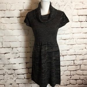 Calvin Klein Turtleneck Sweater Dress